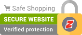 Secure Website Safe Online Shopping